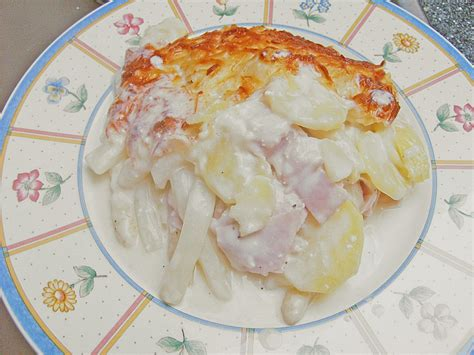 kartoffel spargel auflauf kartoffel spargel auflauf kochkurs chefkoch de