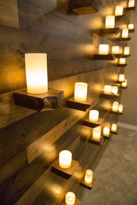 tone knotty alder wood wall covering   edge shelves