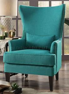Avina, 2pc, Accent, Chair, Set, 1296f2s, In, Teal, By, Homelegance
