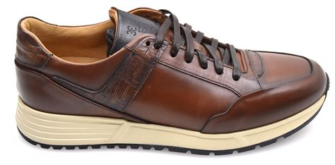 Fabi Sport Uomo Scarpa Sneaker Casual Tempo Libero Pelle