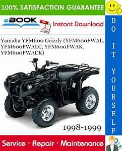 Best  U2606 U2606 Yamaha Yfm600 Grizzly  Yfm600fwal  Yfm600fwalc