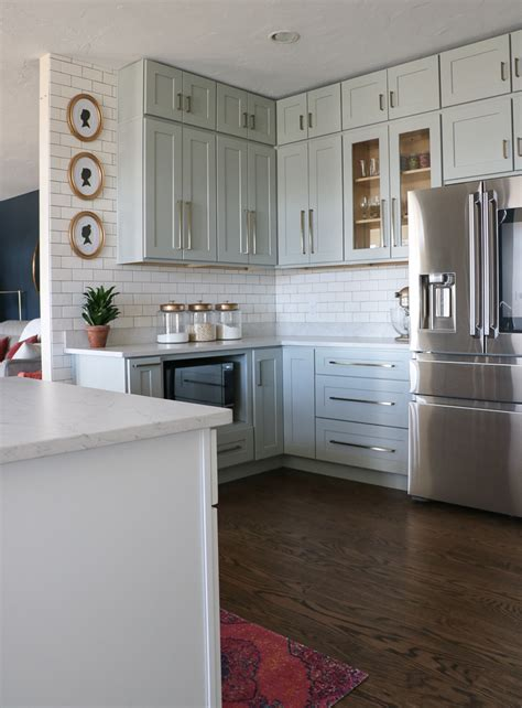 Kitchen Cabinet Remodel Diy by Diy Kitchen Remodel And Rta Cabinets Sincerely D
