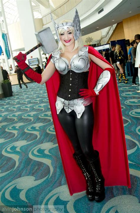 17 Best Images About Thor Cosplay On Pinterest Lady Thor