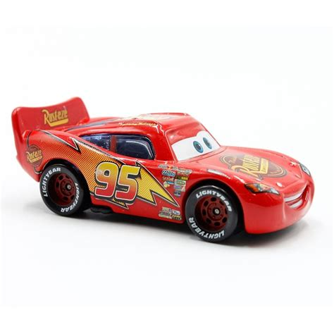 mcqueen lightning cars rust eze toys pixar disney diecast saetta metal children toy brand rayo loose cast pieces metallo china