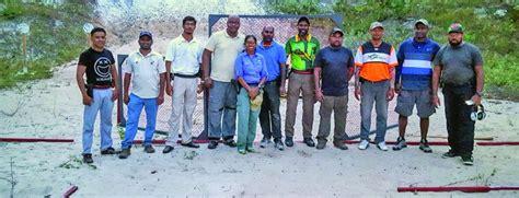trinity resources multi gun practical shooting match  success guyana times