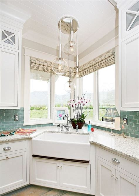 sink for kitchen 22 best images about kitchens corner sinks on 6929