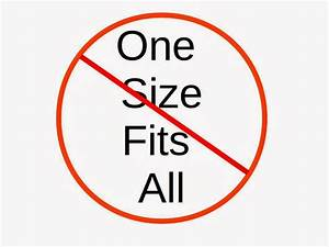 One Fits All Matratze : of conflict gender and resistance one size does not fit ~ Michelbontemps.com Haus und Dekorationen