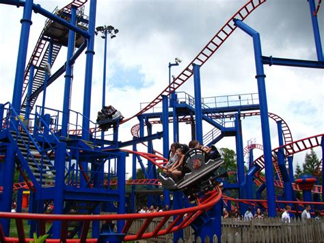 20+ Scariest Roller Coasters In The World… NO WAY I'd Ride #11