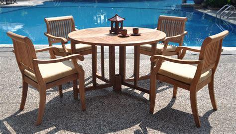 care  teak patio furniture teak patio