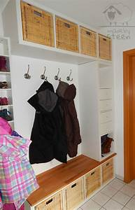 Ikea Kallax Flur : die 25 besten ikea garderobe ideen auf pinterest ikea garderobenschrank eingangsorganisation ~ Markanthonyermac.com Haus und Dekorationen