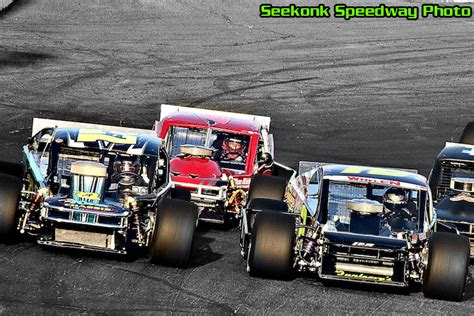 Stellar Field Of Cars Slated For Tri Track Modified Open