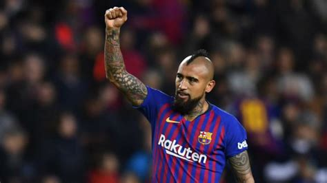 laliga santander barcelona player ratings  nuisance called arturo vidal marca  english