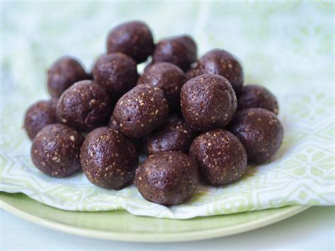 Cooking School Cocoa Bliss by Healthy Choc Mint Bliss Balls Cooking For Busy Mums