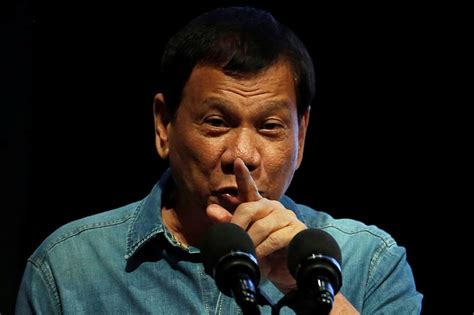 Today at 4pm, in one of the city's hotel, davao city mayor rodrigo duterte made an important announcement. Duterte to shun fanfare on 72nd birthday | ABS-CBN News