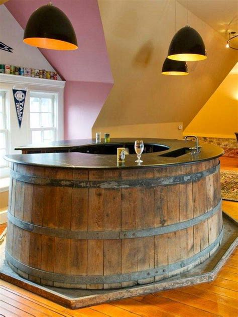 budget friendly cool diy home bar     home architecture design
