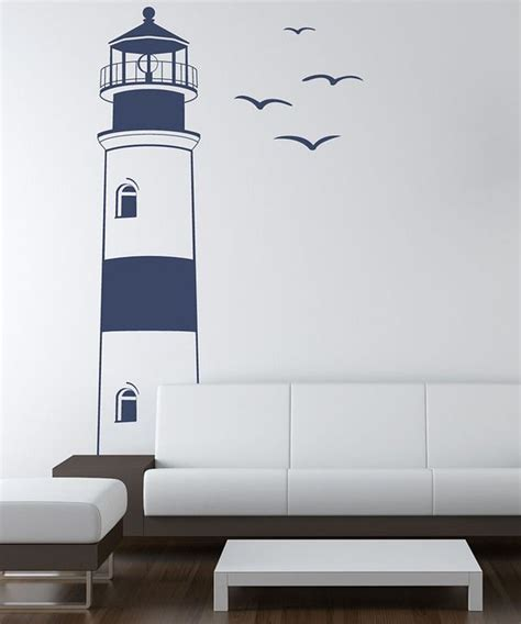 unique ways   lighthouses  decor beach bliss living