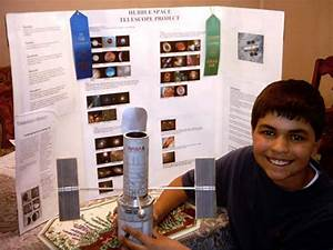 Space Science Fair Projects | Good Science Project Ideas