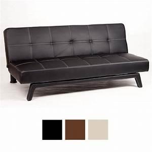 Sofa Große Liegefläche : neg design sofa schlafsofa klappsofa 3 sitzer gro e liegefl che 180x108 cm sehr bequem ~ Indierocktalk.com Haus und Dekorationen