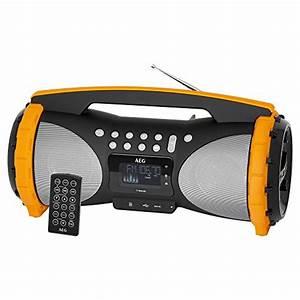 Soundbox Mit Radio : radios cd spieler portable musikwiedergabeger te von ~ Kayakingforconservation.com Haus und Dekorationen