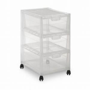 Colonne Rangement Plastique : boite de rangement tiroir de rangement ~ Teatrodelosmanantiales.com Idées de Décoration