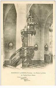 Fontenay Le Comte 85 : 85 fontenay le comte chaire pr cher eglise notre dame 1901 ~ Medecine-chirurgie-esthetiques.com Avis de Voitures