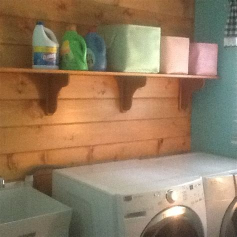 reclaimed barn knotty pine laundry room home decor shiplap barn