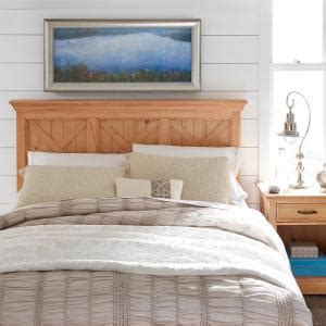 home styles country lodge  piece pine queen bedroom set