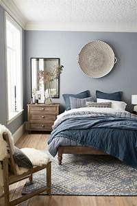 Wohnideen Für Schlafzimmer : trendige farben fabelhafte schlafzimmergestaltung in grau blau schlafzimmer ideen ~ Michelbontemps.com Haus und Dekorationen