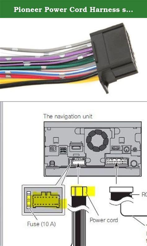 Pioneer Avh Xbt Wiring Diagram Stream