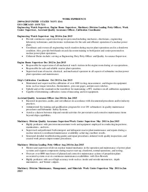 resume for quality assurance inspector joel hair s resume quality assurance inspector