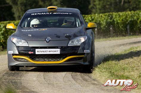 Renault Megane Rs N4 Rally