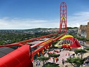 A handful of emotions are waiting for you in Ferrari Land ...