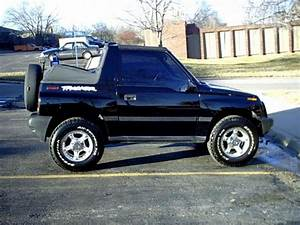 Of A 1997 Geo Tracker Engine