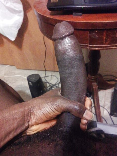 Huge Hard Long Thick Black Cock And Gallons Of Cum 2