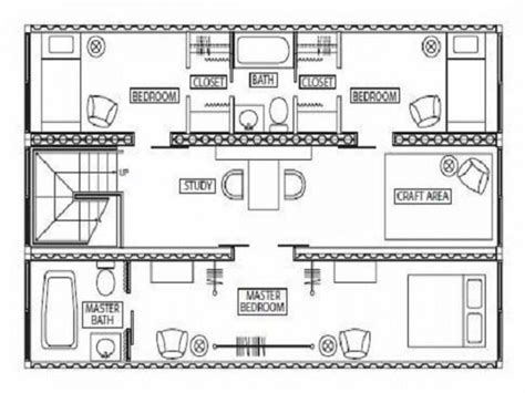 Floor Plans For Storage Container Homes Luxury Amazing