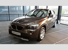 2011 BMW X1 xDrive18d [BMWview] YouTube