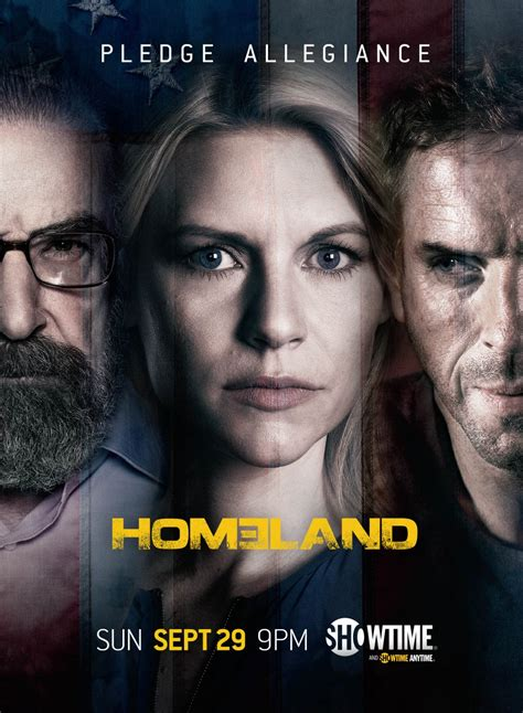 New Posters And Trailer For 'Homeland' Tease Season 3 Plot ...