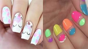 The Best Nail Art 2017 | New Nail Art Designs Compilation ...