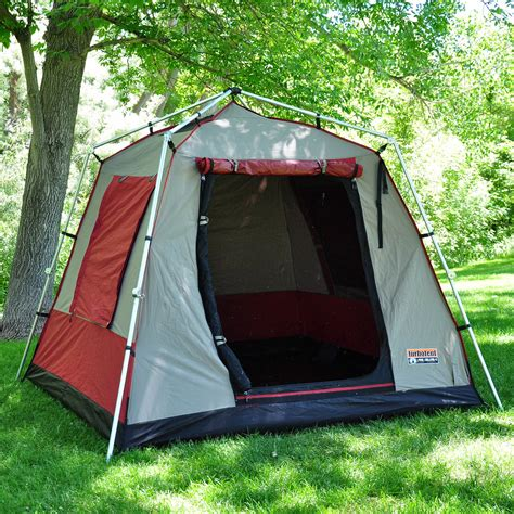 4 person cabin tent 4 person tent canvas cing tents pine deluxe 4 turbo
