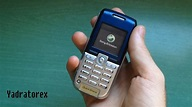 Sony Ericsson K300(i) retro review (old ringtones, themes & games) - YouTube