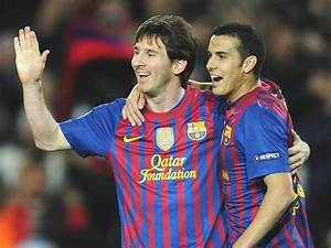 Five-star Messi runs riot as Barcelona score seven against ...