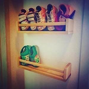 Schuhregal Für Kinderschuhe : die 25 besten ideen zu ikea gew rzregal auf pinterest ~ Sanjose-hotels-ca.com Haus und Dekorationen