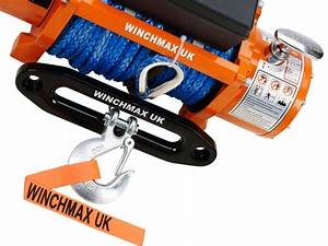 Landrover Winches  Professional 12    24 V Winch