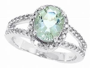 green amethyst wedding ring cheap With green amethyst wedding ring