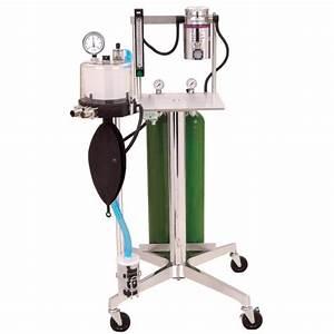 51112 Veterinary Anesthesia Machine