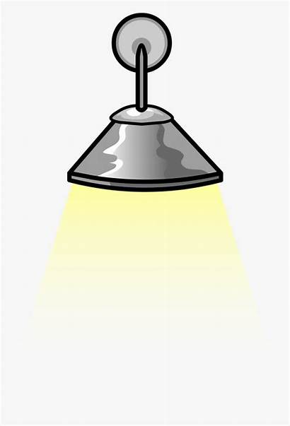 Ceiling Lights Clipart Lamp Penguin Furniture Clipartkey