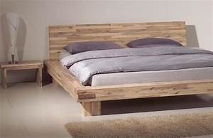 Lit En Bois Massif : lit en bois massif vente de lits en bois massif dormissima ~ Teatrodelosmanantiales.com Idées de Décoration