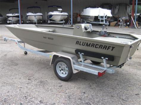 Alumacraft Boats Mv 1650 by New 2012 Alumacraft All Weld Mv 1650 Sc For Sale In