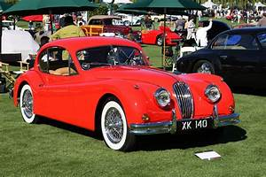 1954 - 1957 Jaguar Xk140 Fixed Head Coupe