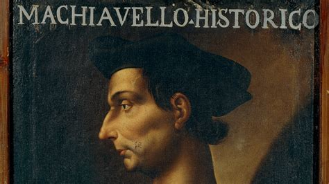 At 500, Machiavelli's 'prince' Still Inspires Love And
